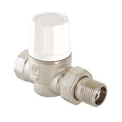 """Клапан термостатический VALTEC, повышенной пропускной способности прямой, 3/4"""""""