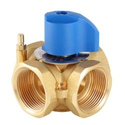 Четырехходовой смесительный клапан Valtec
