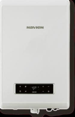 Газовый конденсационный котел Navien NCB