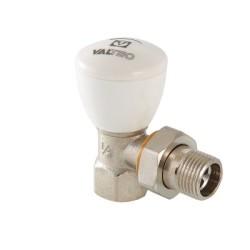 """Клапан ручной VALTEC, для радиатора, угловой 3/4"""" (7/56)"""
