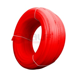 Труба PE-RT 20х2,0 (200м бухта) Valfex красный