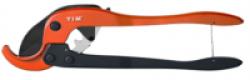 Ножницы для резки м/п  и полимерной трубы, черно-оранжевый, Ø 16-63 мм