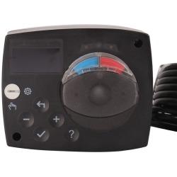 Сервопривод STOUT для смесительных клапанов с датчиком для фиксированной регулировки