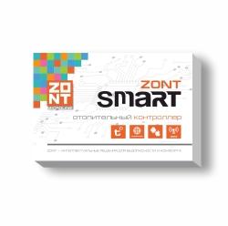 Контроллер отопительный ZONT SMART