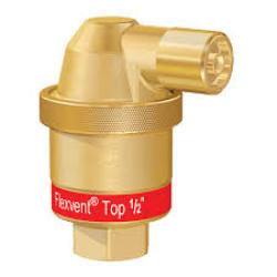 Автоматический поплавковый воздухоотводчик Flexvent Super float vent 1/2