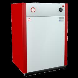Газовый напольный котел Лемакс Лидер-50 с чугунным теплообменником