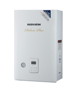 Газовый настенный котел Navien Deluxe Plus 16K