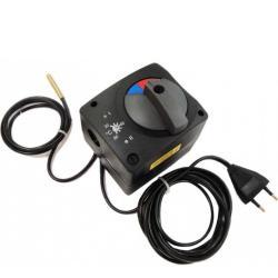 Сервомотор STM 06/230 с интегрированным термостатом, крутящий момент 6 Н*м -