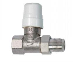 """Клапан термостатический прямой """"Jet Line"""" 1/2"""" RBM с термостатической головкой"""