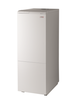Газовый напольный котел Protherm Медведь 30 KLZ с чугунным теплообменником (Встроенный бойлер 90 л)