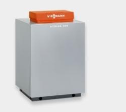 Газовый напольный котел Viessmann Vitogas 100-F 120 кВт с чугунным теплообменником