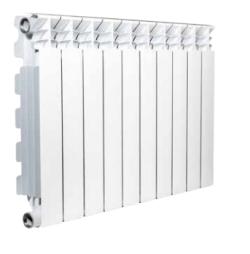 Алюминиевый радиатор Fondital EXCLUSIVO B3 500/100 (10 сек)