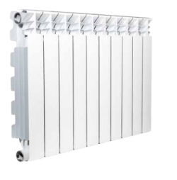 Алюминиевый радиатор Fondital EXCLUSIVO B3 500/100 (14 сек)