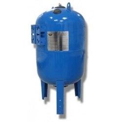 "Гидроаккумулятор ULTRA-PRO 80л Верт., 10 Бар, 1""G, (-10 +99 С), Синий"