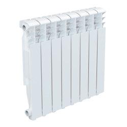 Алюминиевый радиатор Lammin ECO AL500/80 12 секций