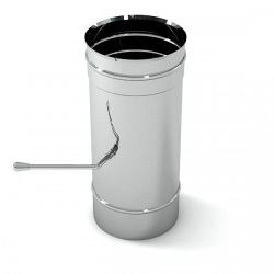 Шибер Ferrum (430/0,5 мм) Ø115