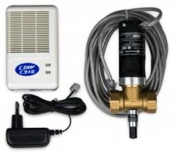 Cистема автономного контроля загазованности СГК-1-Б-СН4 DN 25