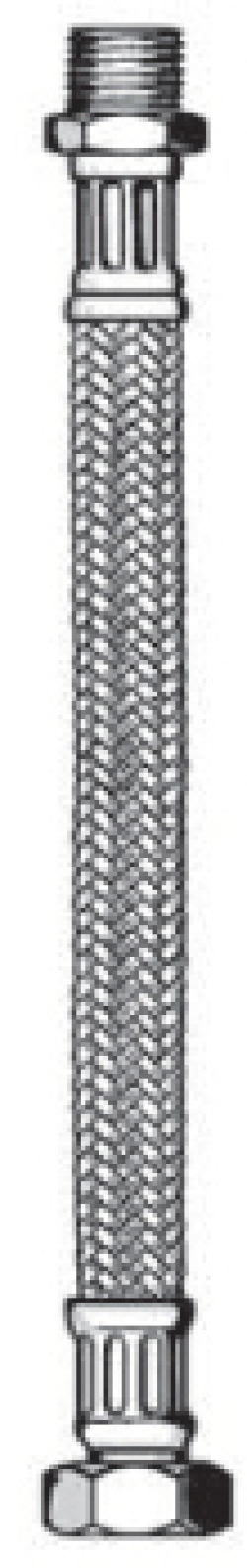 МЕ 5615.1204.60 Meiflex Dn13, 1/2 BPx1/2 BP, 600mm