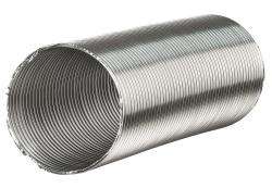 Гофра алюминиевая Д 140