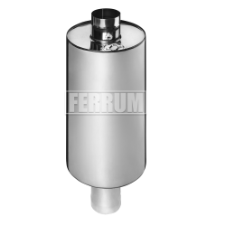Бак с водяным контуром Ferrum 7 л.
