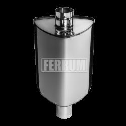 Бак треугольный Ferrum на трубе 55 л.
