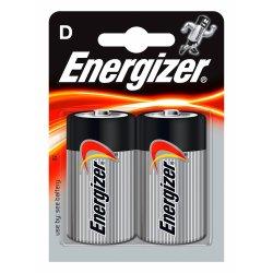 Батарейки ENERGIZER LR20 BL2 ( 24 )