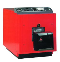 Напольный стальной одноконтурные котел ACV Compact A 100 (без горелки)