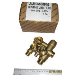 Клапан 3-ходовой в сборе Baxi 5680940