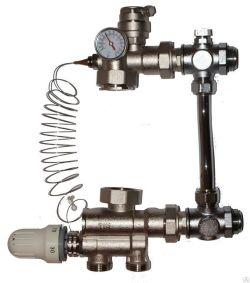 Насосно-смесительный узел TIM  JH-1036(расстояние для насоса: свободное)
