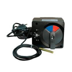 109.02.230.32 E Huch EnTEC электрический сервопривод STM06/230 с встроенным электронным термостатом 20-80 °C (6 H*m)